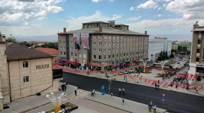 Erzurum'da vaka sayısında azalma