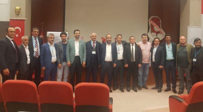 Büro Memur-Sen Erzurum Şube Başkanlığı seçimlerinde değişim