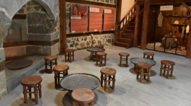 Erzurum Geleneksel El Sanatları Müzesi