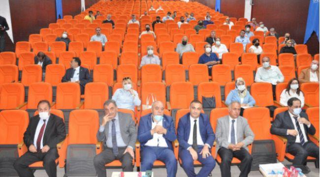 Erzurum SGK'dan 7326 sayılı kanunla ilgili bilgilendirme toplantısı