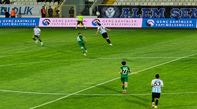 İkide İki; BB Erzurumspor: 1 - Bandırmaspor: 0