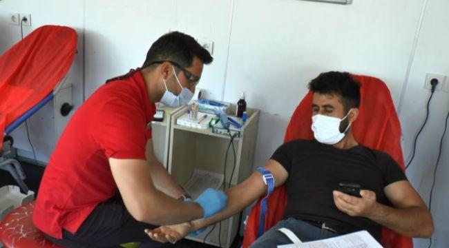 Pandemi döneminde kan vermekten korkmayın
