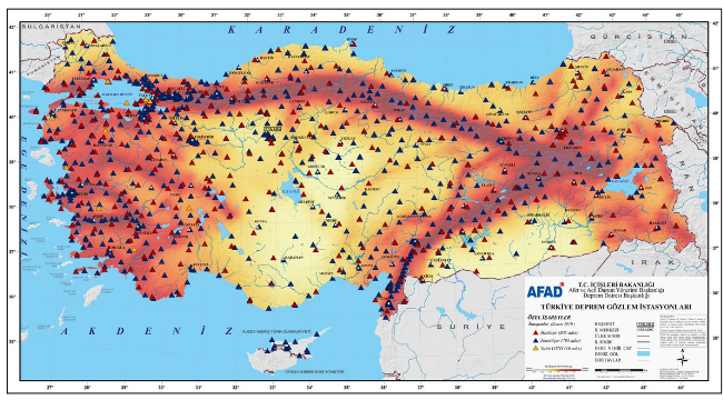 """Prof. Dr. Haluk Özener, """"Türkiye'nin birçok ili deprem..."""