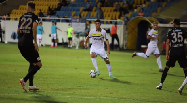 TFF 1. Lig: Menemenspor: 2 - BB Erzurumspor: 0