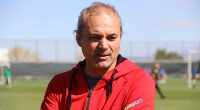 """Erkan Sözeri: """"Bu takım sezon sonu şampiyon olacak"""""""