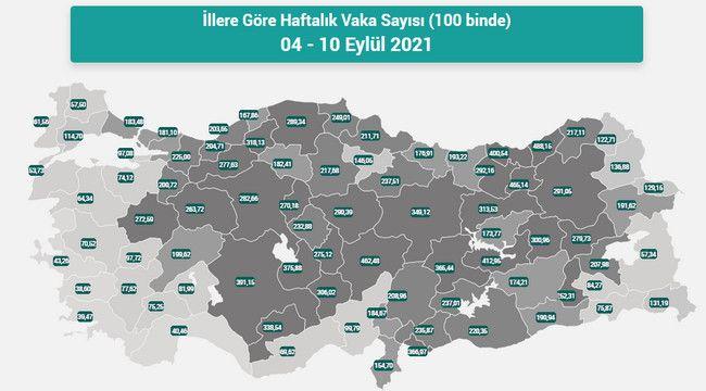 Erzurum, en çok artan 10 il arasında