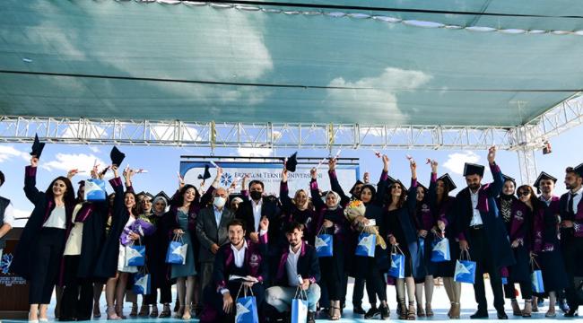 ETÜ, 2020-2021 akademik yılı mezuniyet töreni