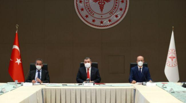 """YÖK Başkanı Özvar, """"YÖK olarak biz yüz yüze eğitim faaliyetlerini sürdürmek istiyoruz."""