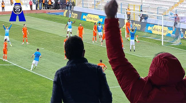 Yola devam / BB Erzurumspor: 3 - Adanaspor: 1
