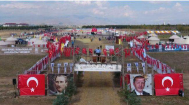 5. Geleneksel Cirit Turnuvası ve Oba Yaşamı Kültür Etkinlikleri