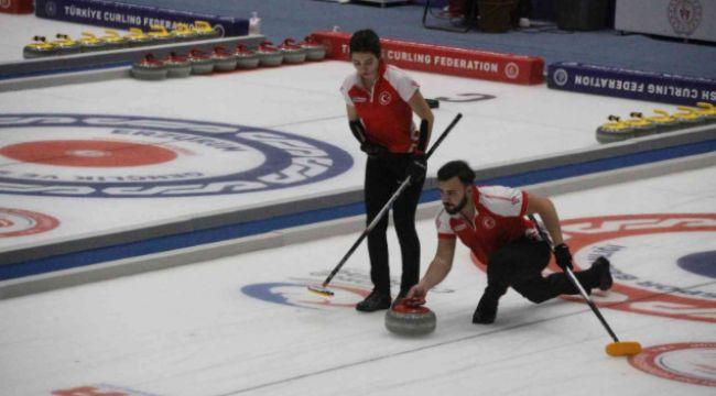 Milliler Curling'de Brezilya'yı farklı mağlup etti