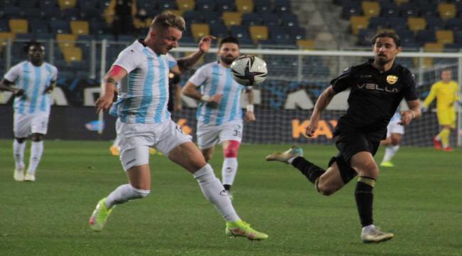 MKE Ankaragücü: 2 - BB Erzurumspor: 1